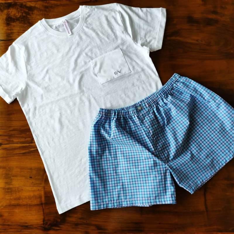 pigiama in puro cotone