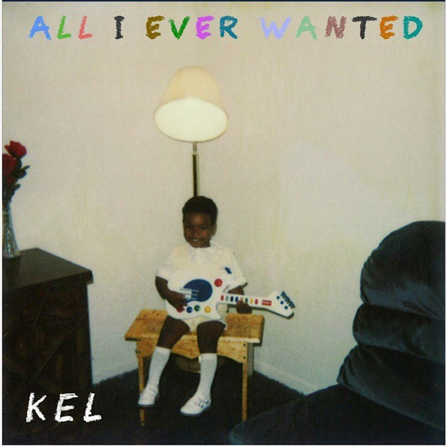 ffb0befe7188 I sat down one on one with Alexandria s Own Kel for a private listening  session of his highly anticipated mixtape,  AllIEverWanted.