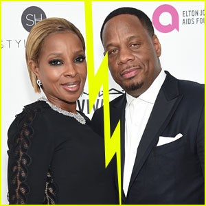 Mary J. Blige's Husband Opens Up about Their Divorce