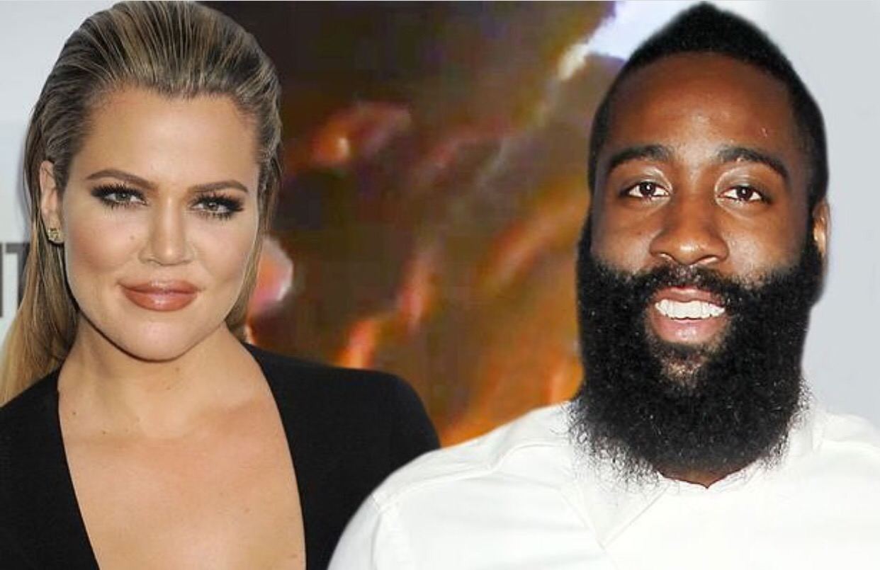 4e520ee9ad4 James Harden on dating Khloe Kardashian   I didn t like all the ...