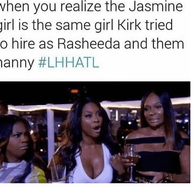 Top 5 Ratchet Moments Love and Hip #LHHATL Ep. 2