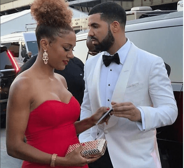 Drake brings basketball reporter Rosalyn Gold-Onwude to first NBA Awards