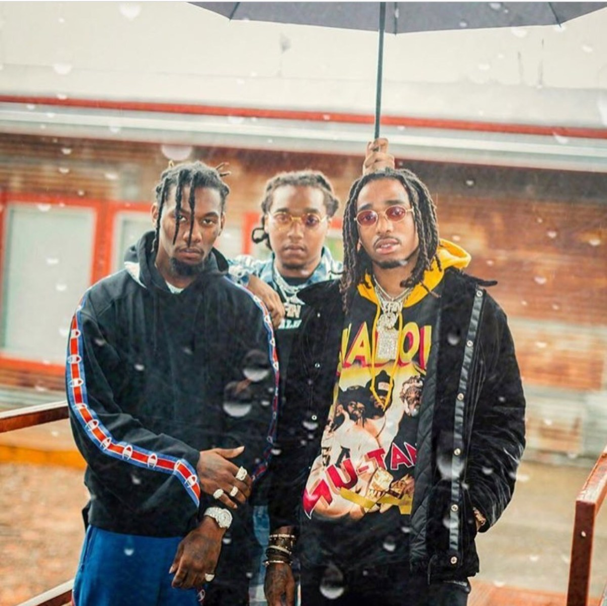 Migos Have a Few Altercations at the BET Awards