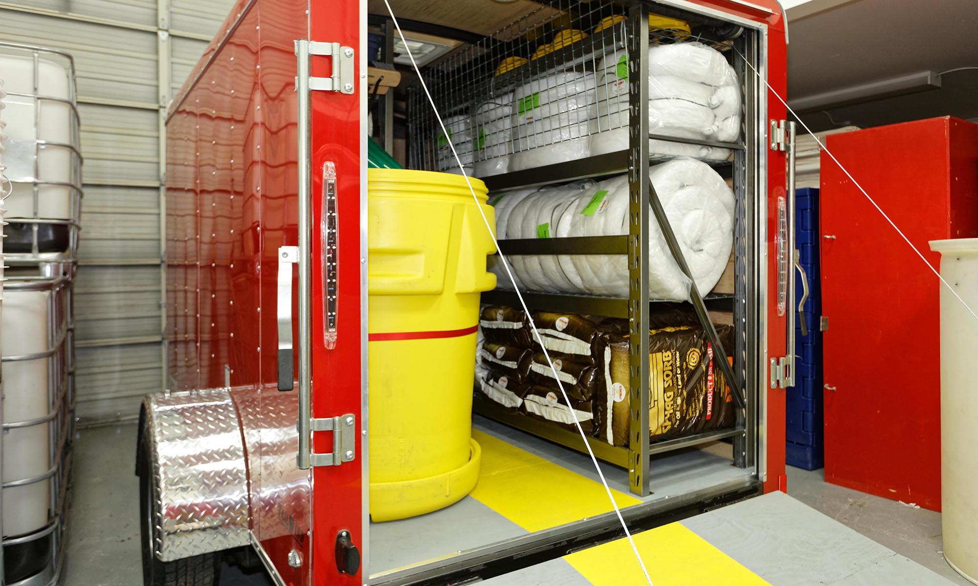 environmental protection & spill response trailers, Environmental Protection & Spill Response Trailers, Spill Response Trailers..., Spill Response Trailers...