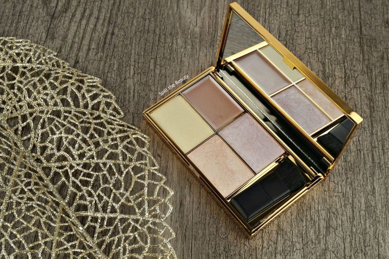 sleek makeup solstice highlight palette review swatches