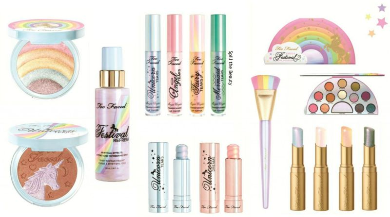 too faced life's a festival collection