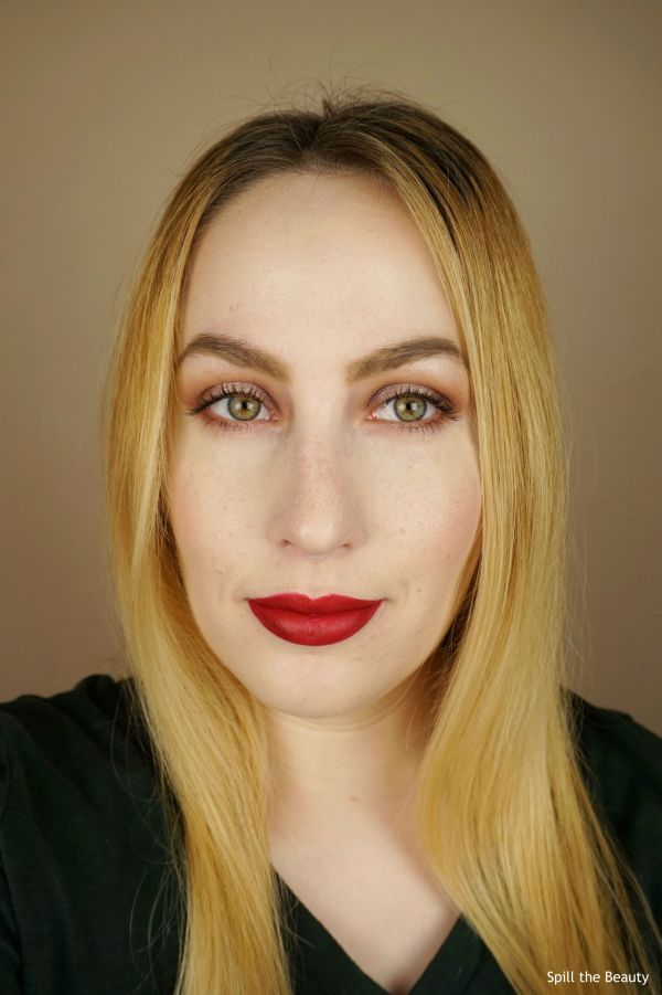 stila stay all day liquid lipstick bacca comparison swatches dupe