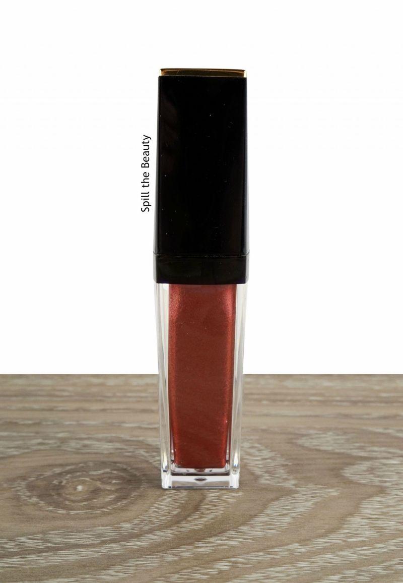 estee lauder pure color envy paint-on liquid lipcolor metallic swatch