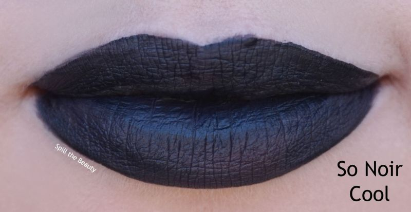 wet n wild 2018 megalast liquid catsuit liquid lipstick shades review swatches so noir cool
