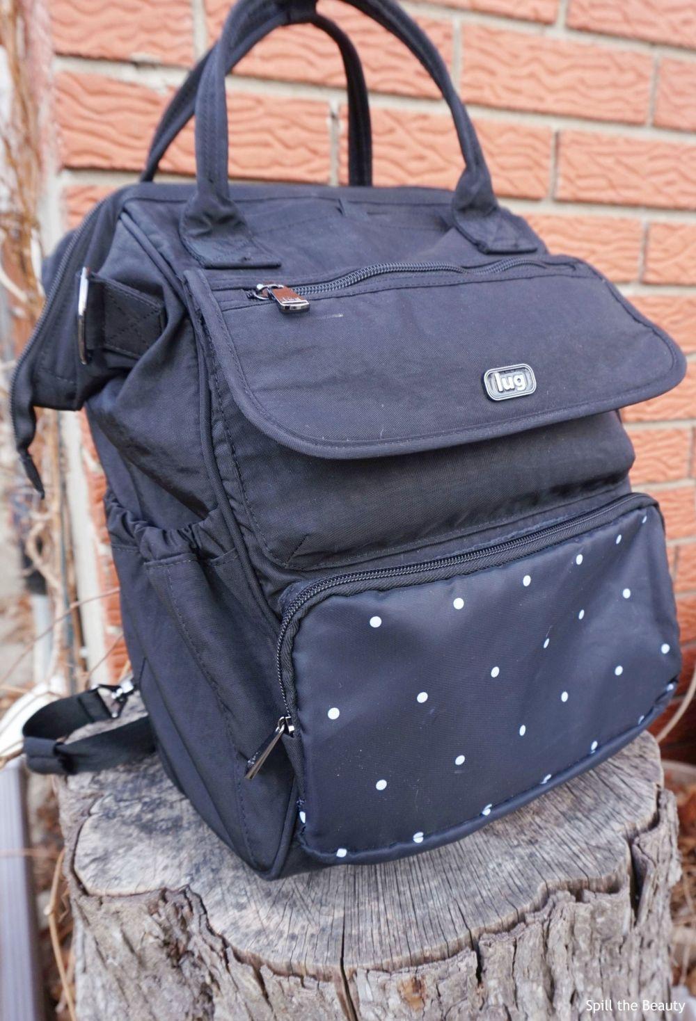 lug backpack