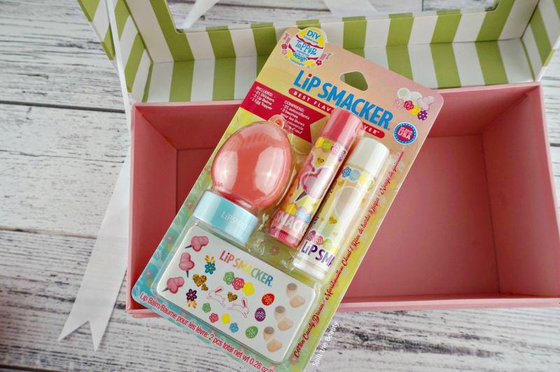 lip smacker easter 2018 DIY easter egg stickers
