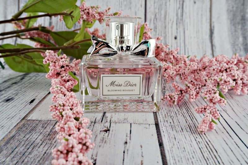 spring summer fragrances perfume miss dior blooming bouquet