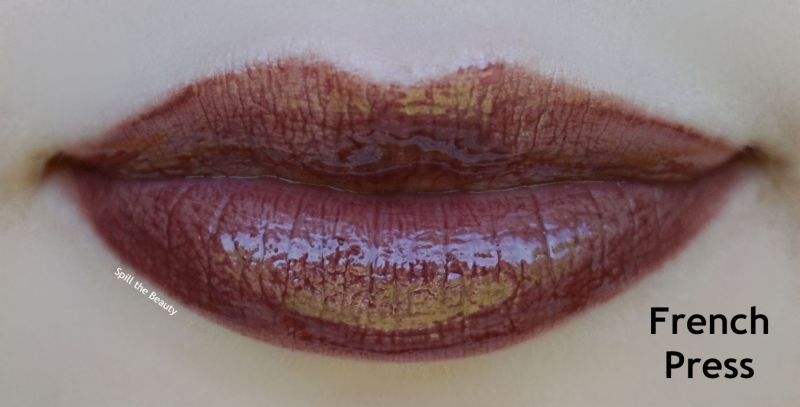 bite beauty french press lip gloss review swatches french press