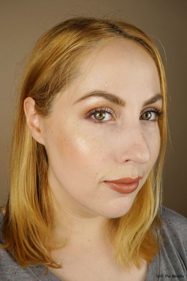 face of the day rimmel spice palette