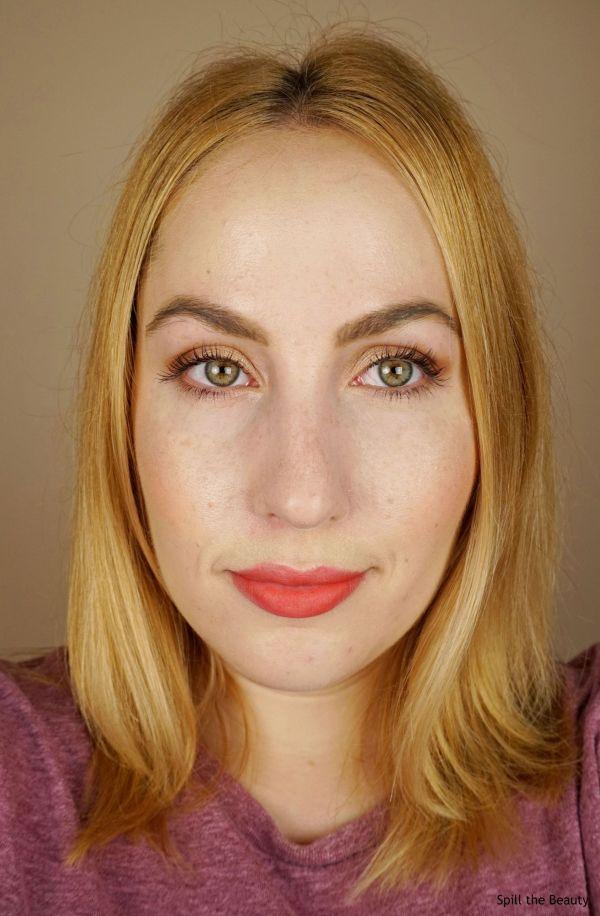 lip swatch estee lauder pure color envy lipstick name dropper comparison dupe