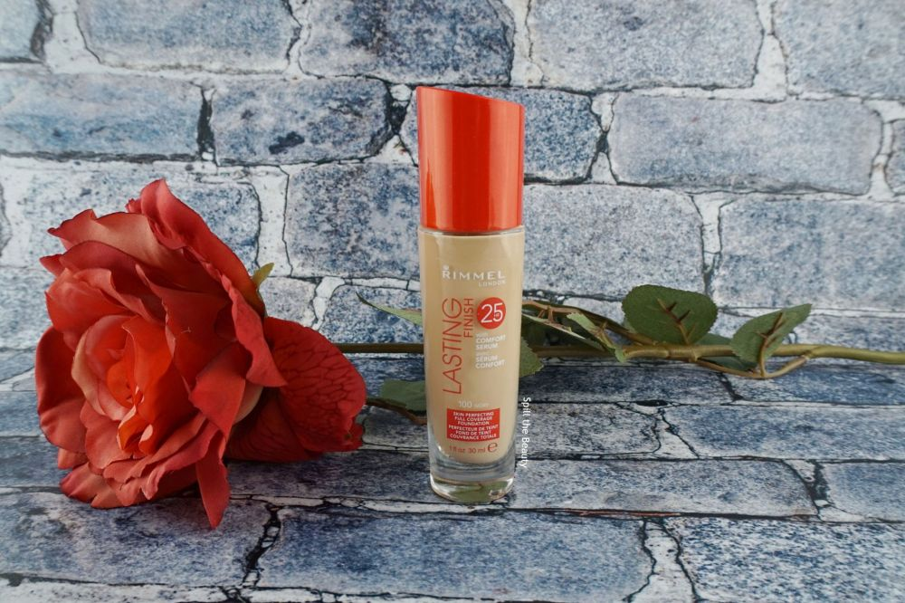 Rimmel London Lasting Finish Foundation – Review, Swatches, Before and After