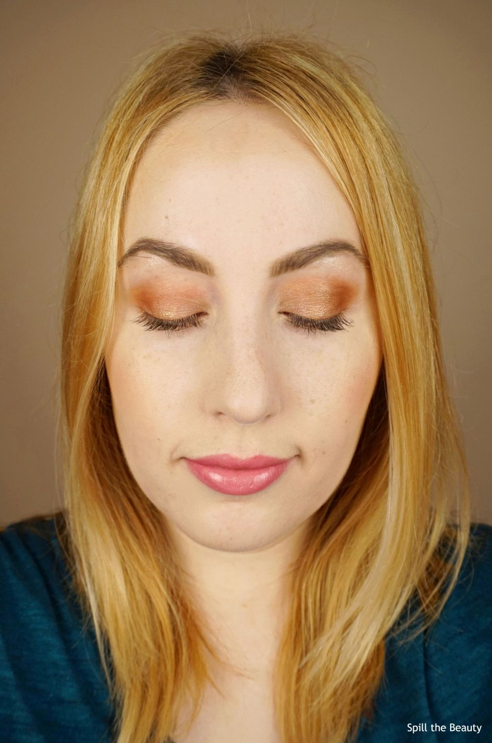 Face of the Day – Golden Glow