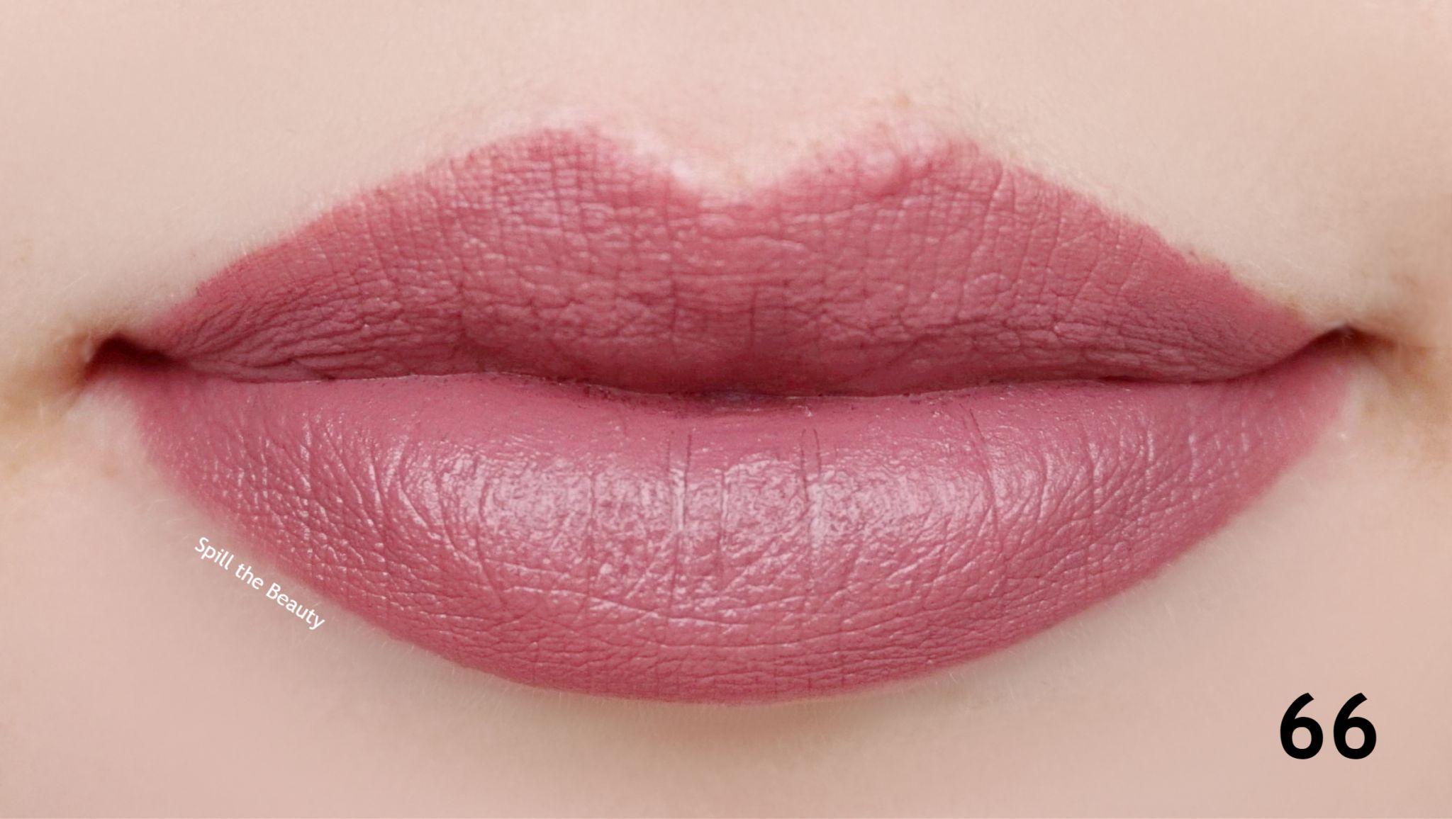 Lip Swatch Saturday  Urban Decay Vice Lipstick 66