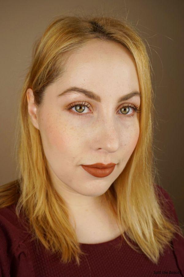 it cosmetics je ne sais quoi cc+radiance ombre blush review swatches comparison