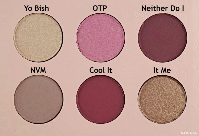 colourpop pretty much palette review swatches
