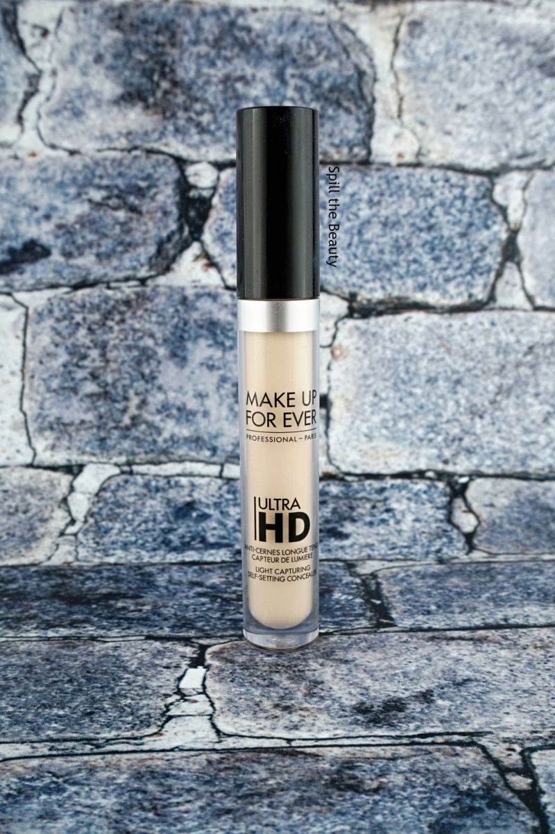 make up for ever self setting concealer review