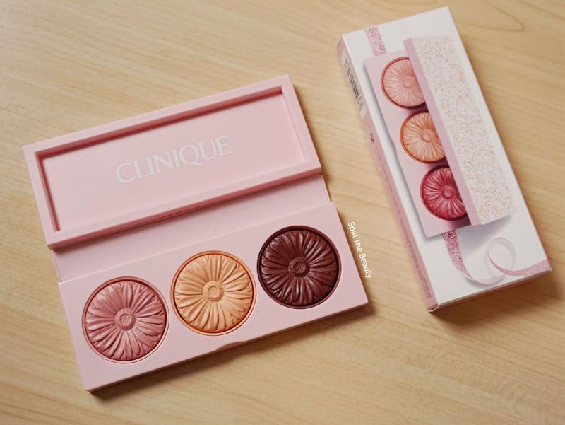 clinique warm up cheek pop palette review swatches