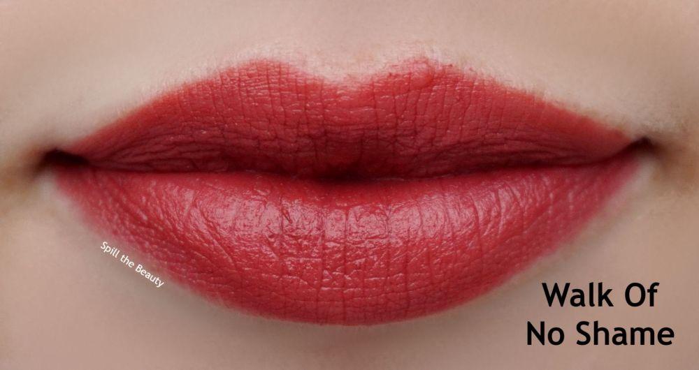 charlotte tilbury walk of no shame lipstick