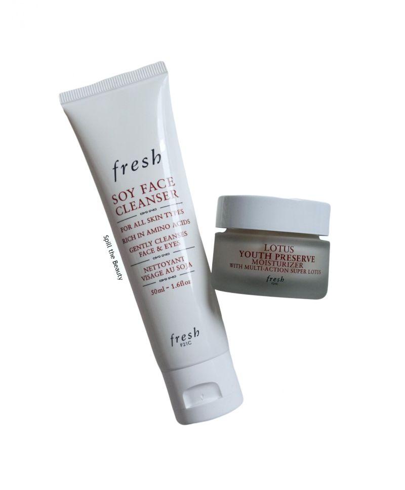 FreshClean, Nourished Skin Duo