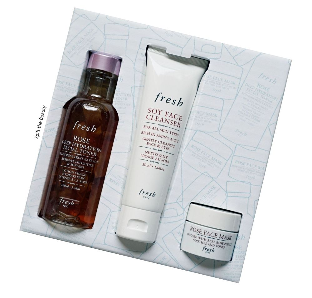 Fresh Cleanse and Hydrate Set