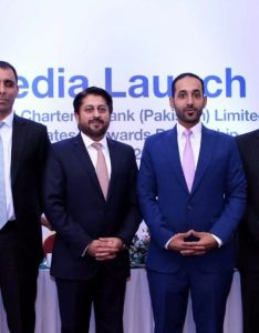 Emirates skywards also and standard chartered launch  credit card rh spin