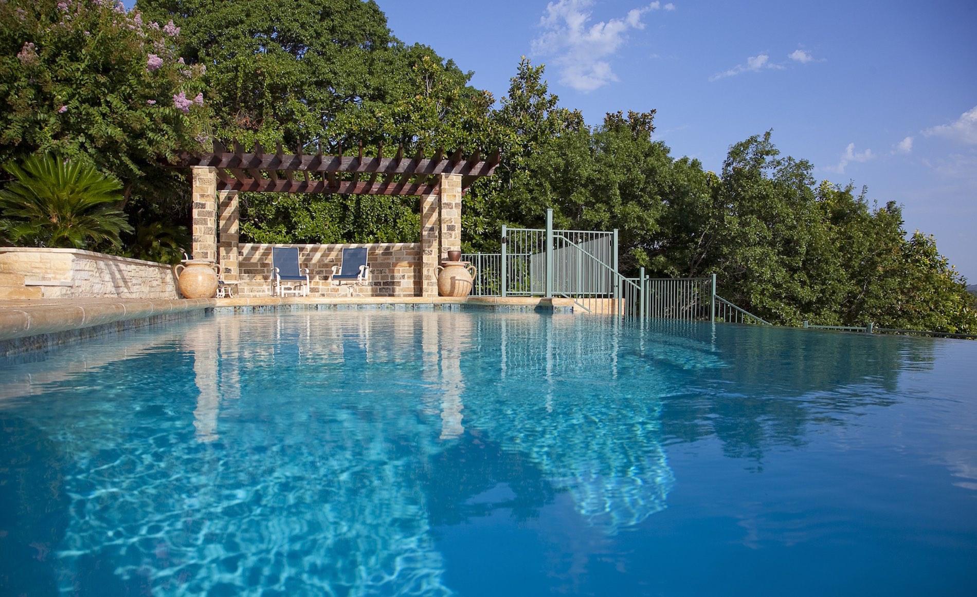 Custom In Ground Swimming Pools  Pool Repair  much more