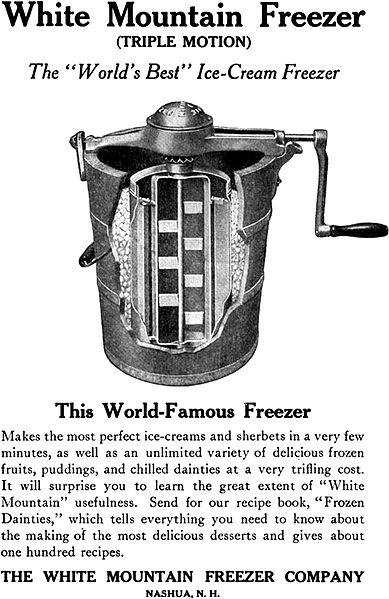 Ice Cream Maker Inventor
