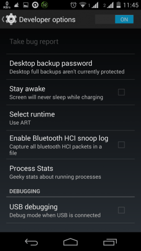 Screenshot 2014 07 12 11 45 28 281x500 Moto G tips and tricks to enhance your experience