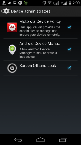 Screenshot 2014 07 12 14 09 46 281x500 Moto G tips and tricks to enhance your experience