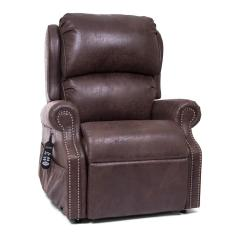 Golden Technologies Lift Chairs Wingback Pub Chair Pr-713 With Maxicomfort - Infinite-position ...