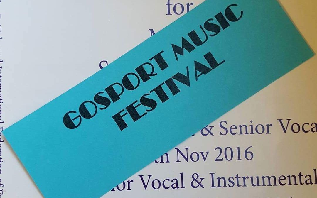 Spinnaker dectets and quartet steal the show at Gosport Music Festival