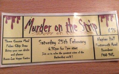 Murder on The Strip