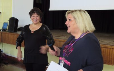 Ignite workshop with Lynda Keever