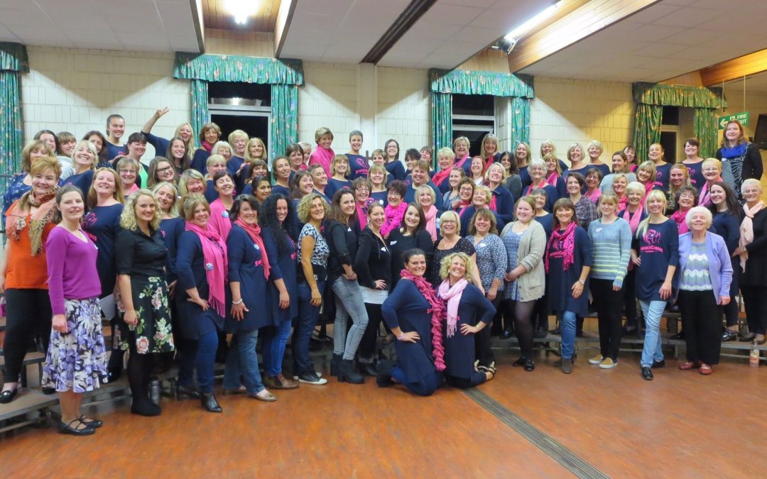 Spinnaker Chorus Open Rehearsal Evening
