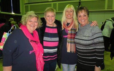 Diane Porsch and Pam Calveric Coaching Retreat Weekend 2016