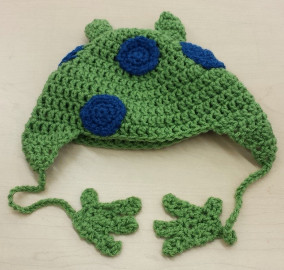 little green monster hat 3