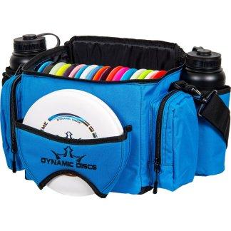 Soldier DD Disc Golf Bag Cobalt Blue