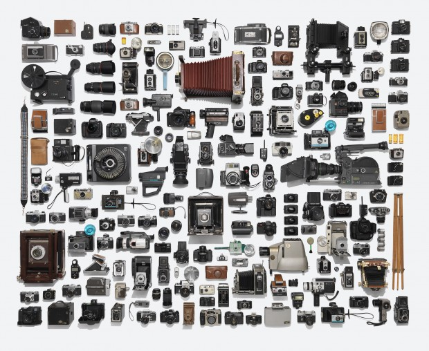 Camera Collection by Jim Golden