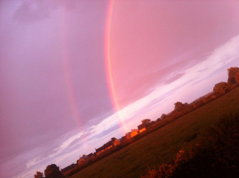 Amazing sunset 2