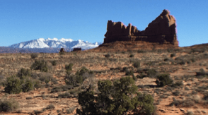 wheelchair accessible arches national park moab utah