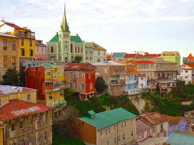 Valparaiso Chile is a must visit for your travel bucket list