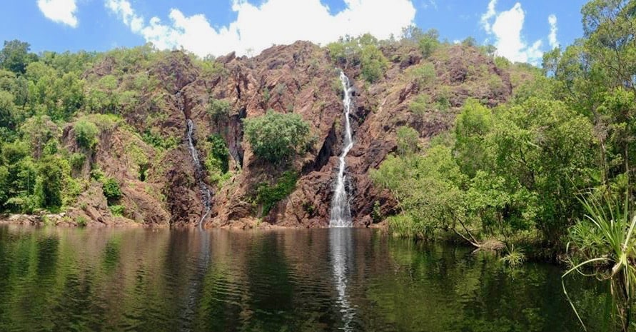 Wangi Falls in Litchfield National Park