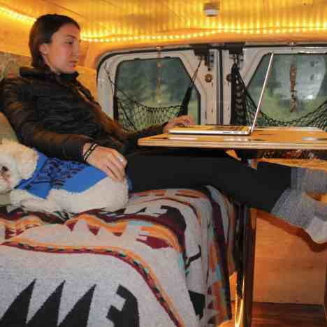 How Going From Living in Manhattan to a Van Has Made Me My Best Self