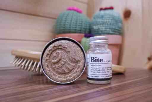 zero waste products for the bathroom