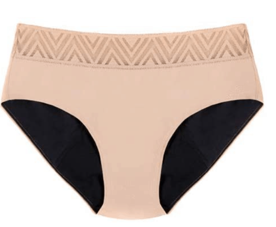 sustainable personal care period underwear